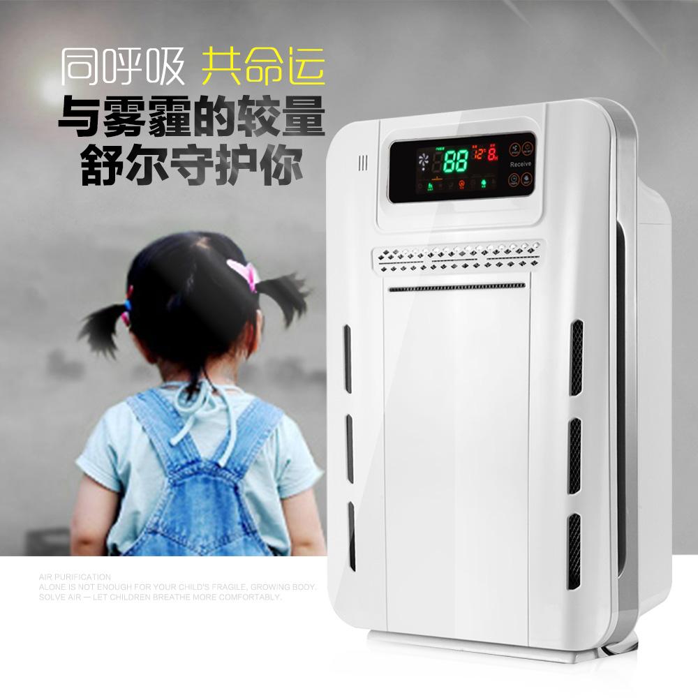 舒尔CH(小而全)空气净化器
