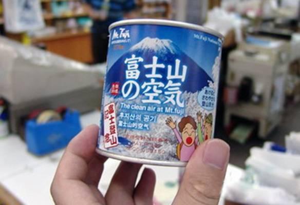 富士山进口新鲜空气
