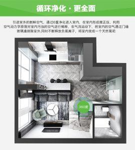 空气净化器 新风系统能够去除室内PM2.5 湿气