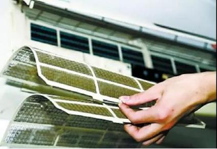 舒尔空气净化公司提供家用空调内部的污渍