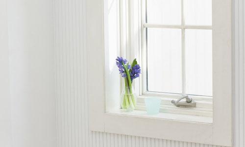 关窗闭门,家里空气不闷